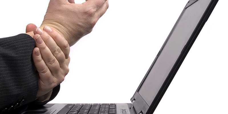 Repetitive strain injuries Treatment