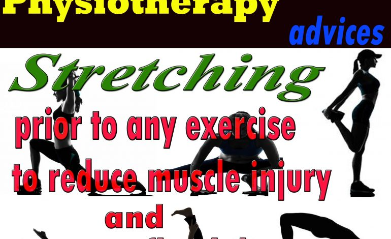 Stretching Exercise for Muscle Injury