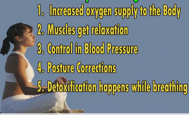 5 Benefits of Deep Breathing Exercises