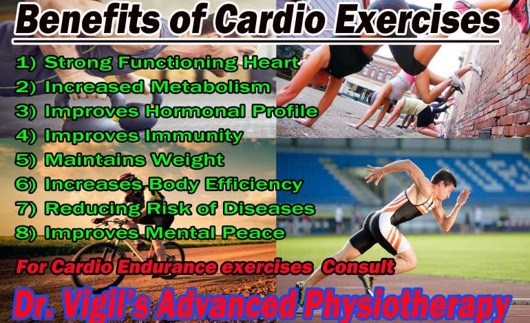 Benefits of Cardio Endurance