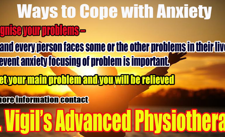 Cope with Anxiety – Anxiety Tips