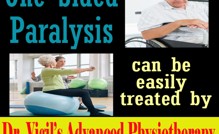 One Sided Paralysis Treatment