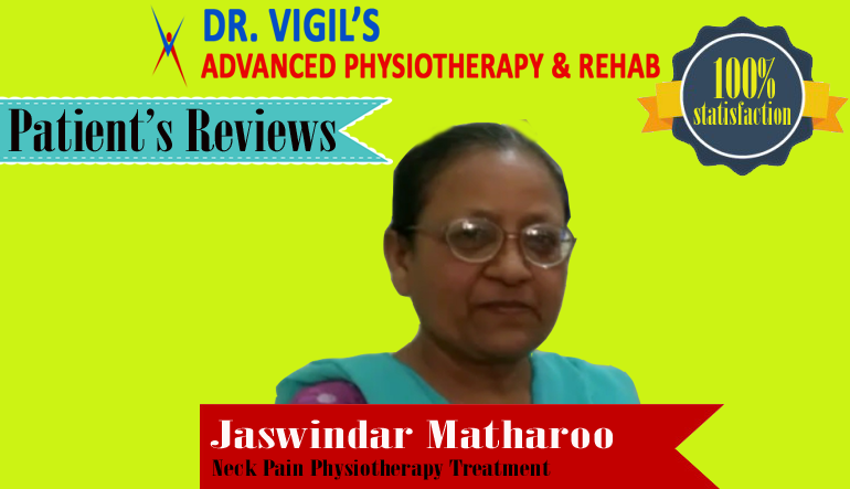 Jaswindar Matharoo Neck Pain