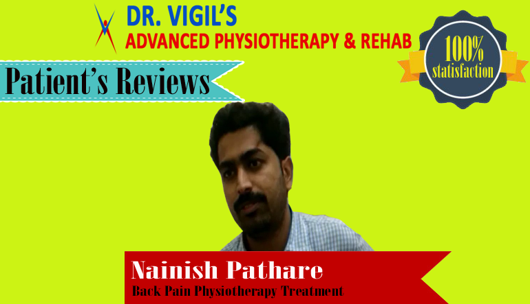 Nainish Pathare Back Pain Physiotherapy