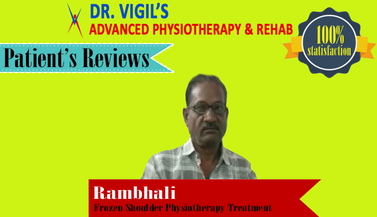 Rambhalu - Frozen Shoulder Physiotherapy