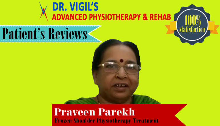 Praveen Parekh Frozen Shoulder Physiotherapy