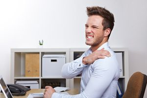 Forzen Shoulder symptoms