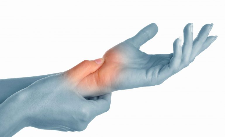Wrist Pain Physiotherapy
